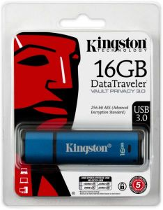 Kingston Pendrive, 16GB, USB 3.0, KINGSTON