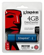 Kingston Pendrive, 4GB, USB 3.0, KINGSTON